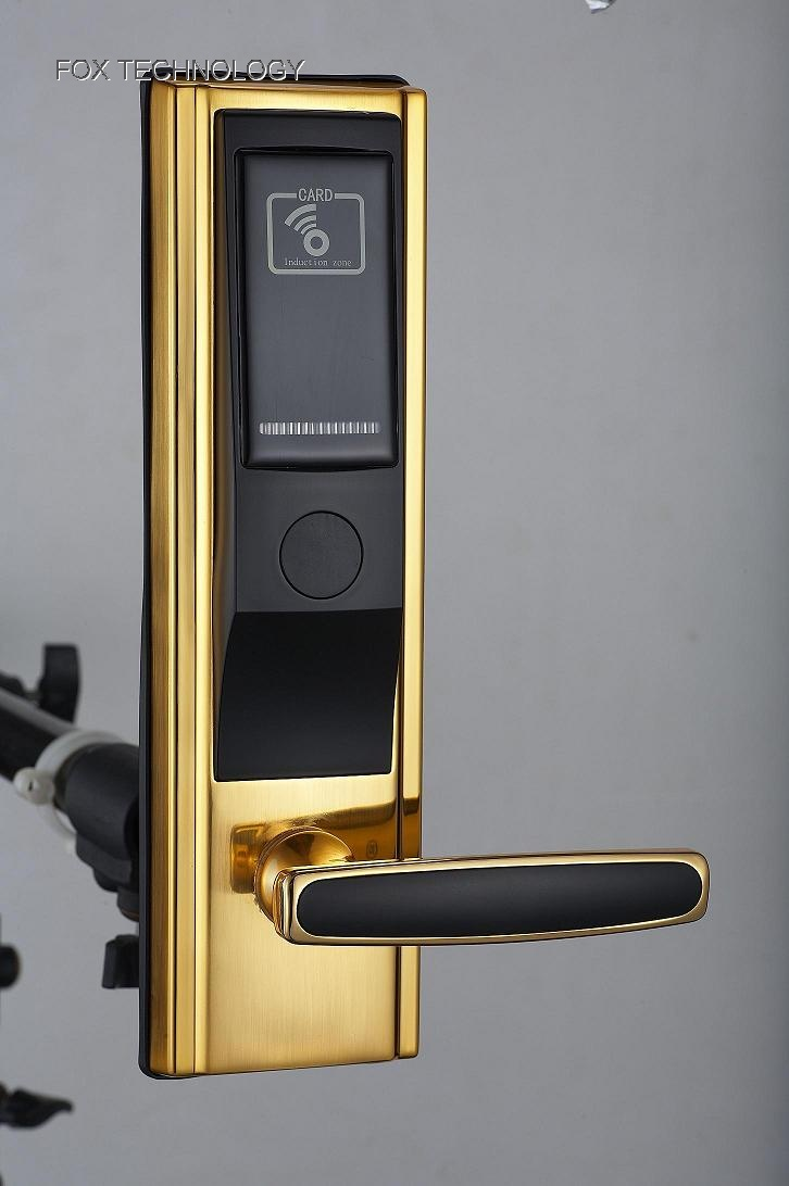 RF Card Locking System for Hotel
