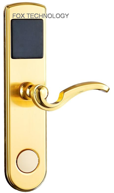 Fox hotel lock, smart card lock,digital lock