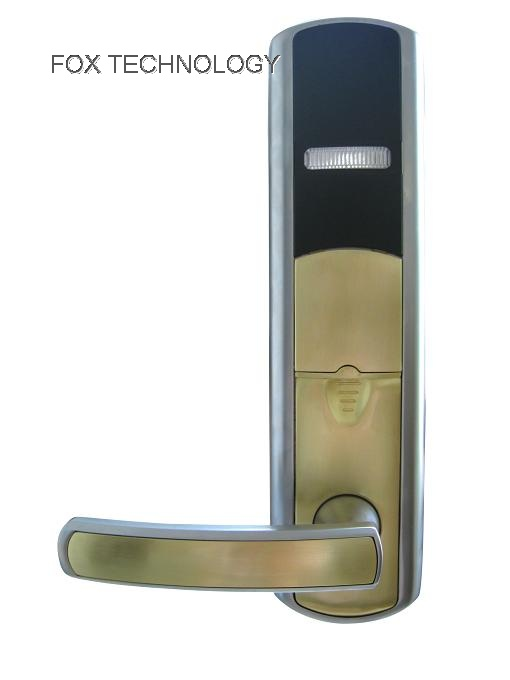 Fox hotel lock,card lock,digital lock